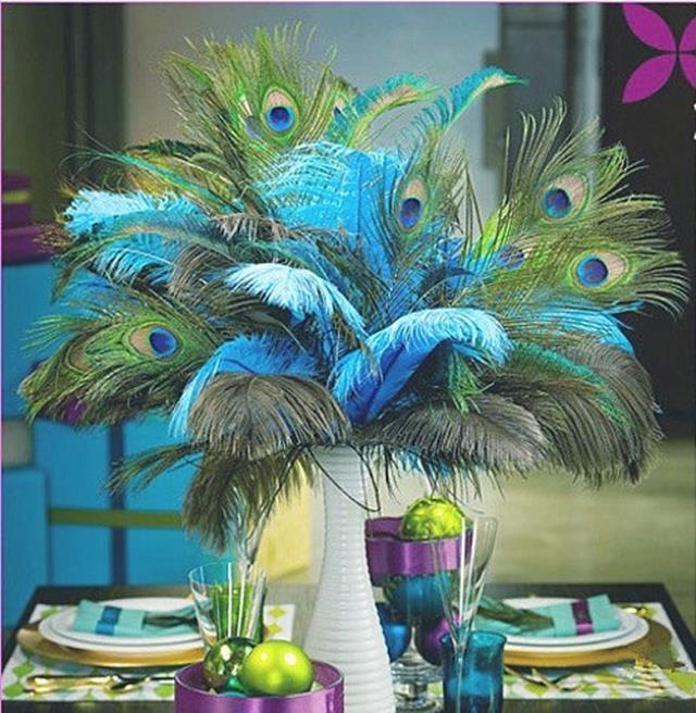 peacock bridal shoes photo - 1