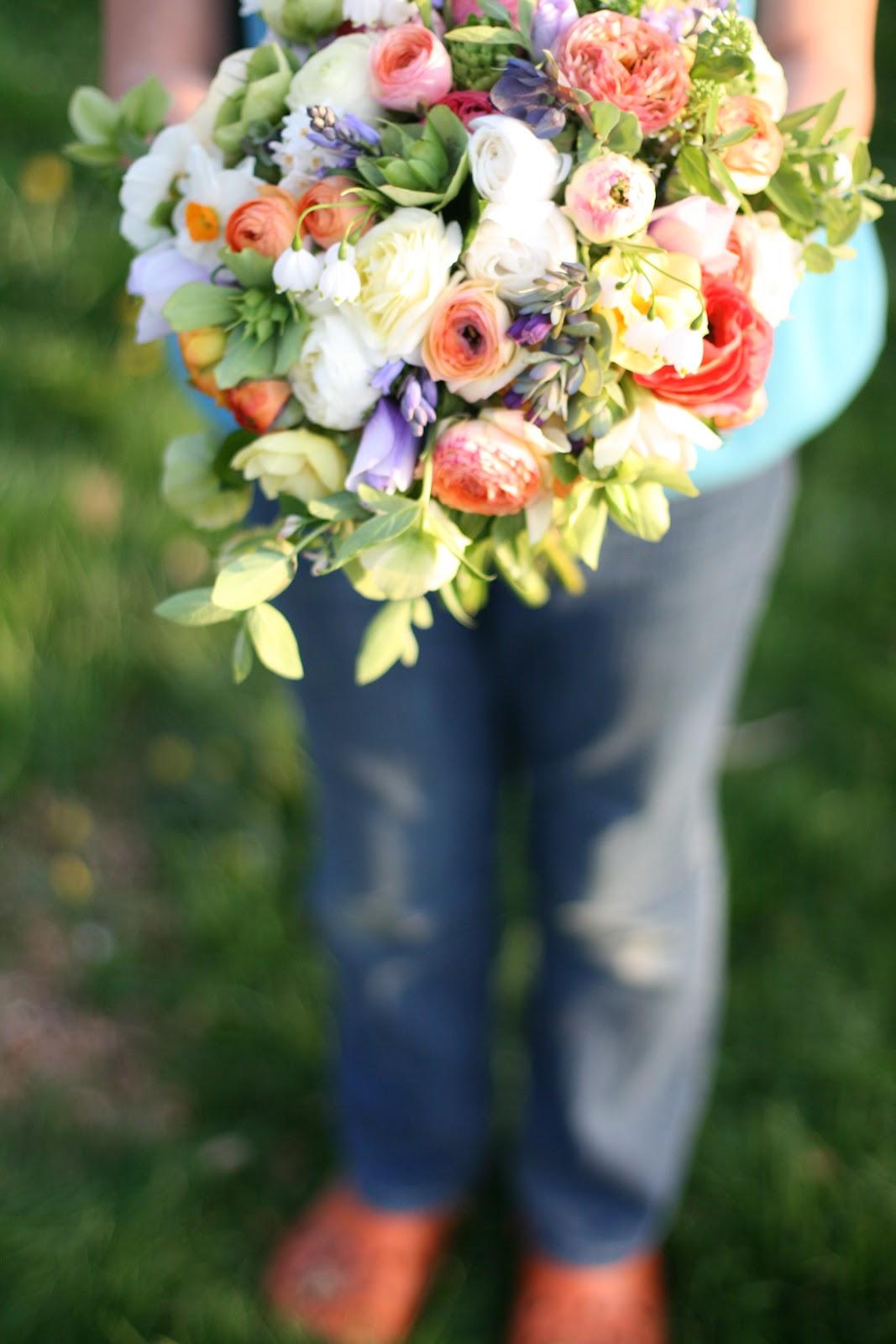 popular wedding bouquets photo - 1