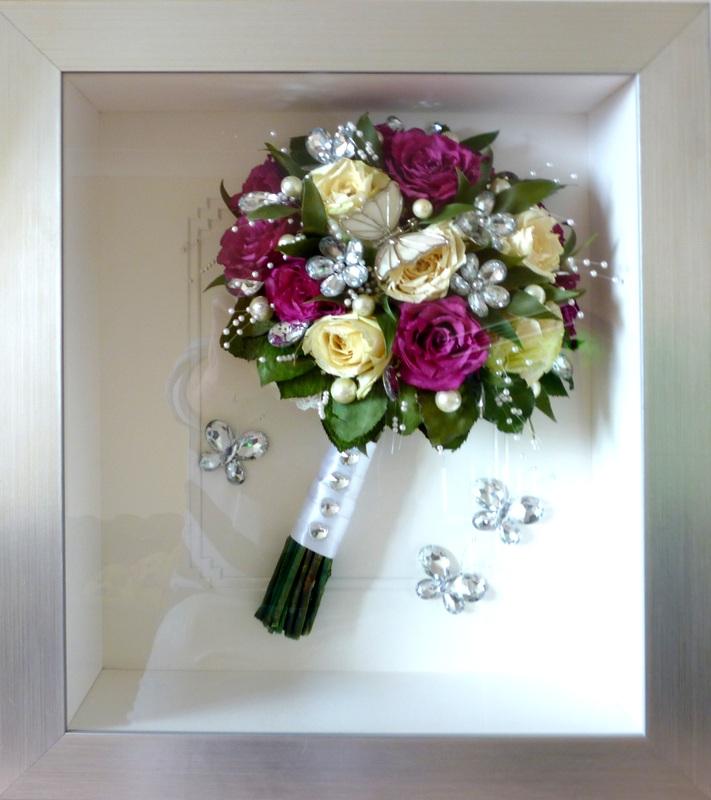 preserve wedding flowers photo - 1