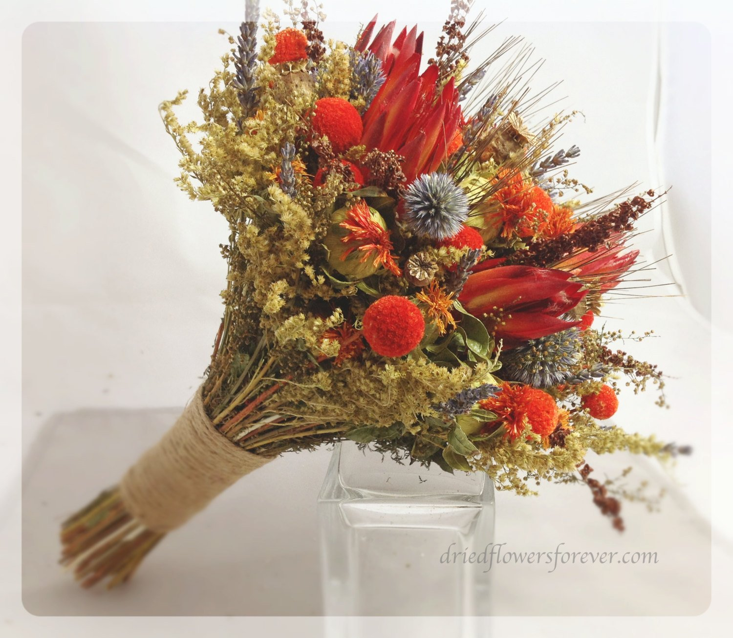 preserved bridal bouquets photo - 1