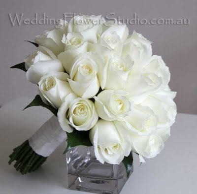 real wedding bouquets photo - 1