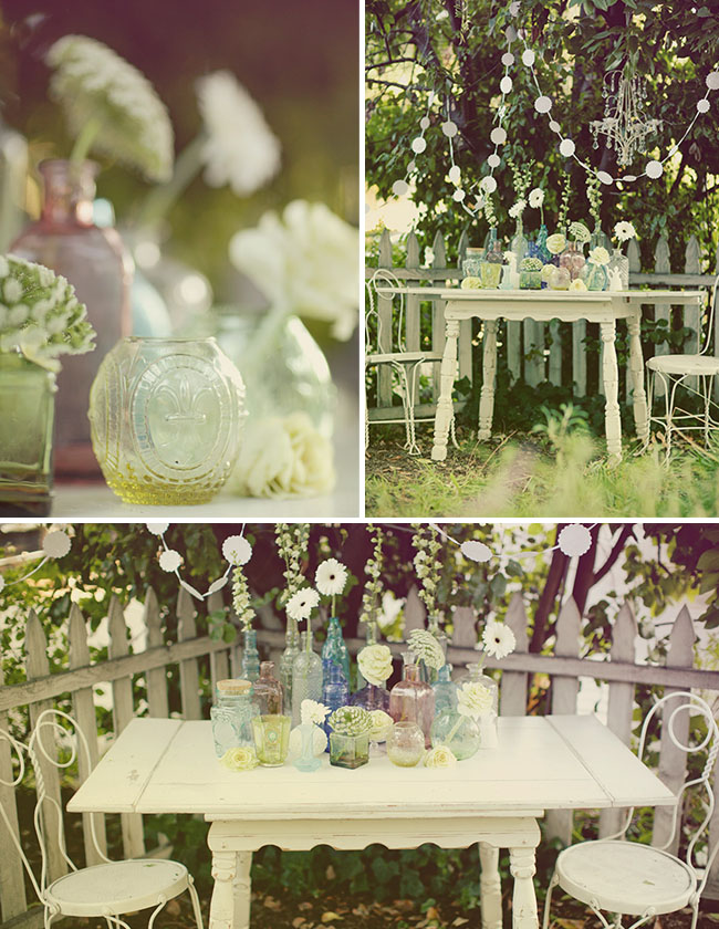 renting flowers for wedding photo - 1