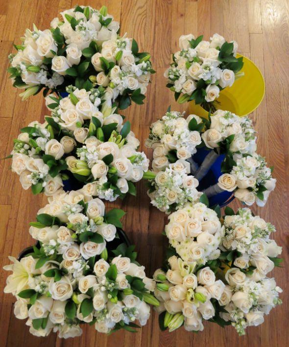 sams club flowers for wedding photo - 1