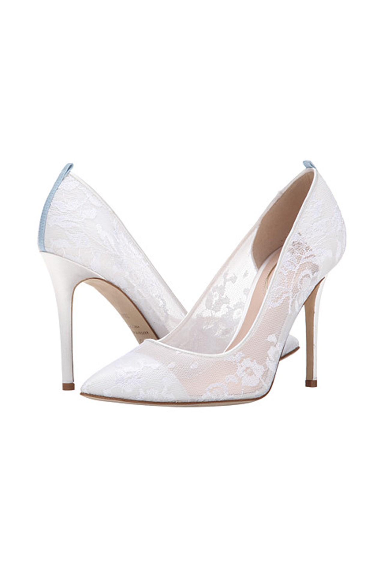sarah jessica parker bridal shoes photo - 1