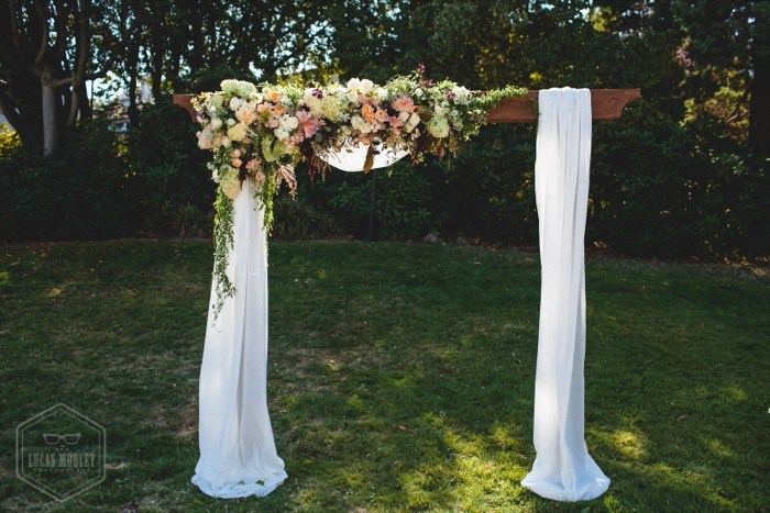 seattle wedding flowers photo - 1