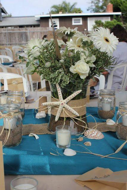 shell wedding bouquets photo - 1