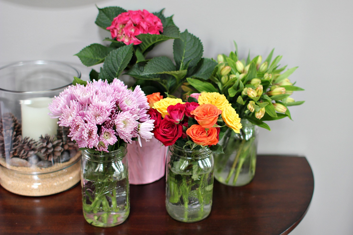 shoprite flowers wedding photo - 1