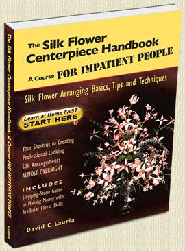 silk flower arrangements for wedding photo - 1