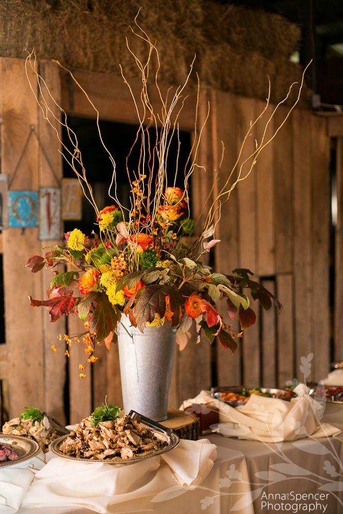 silk flowers wedding centerpieces photo - 1