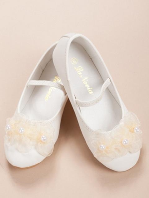 silk wedding shoes photo - 1