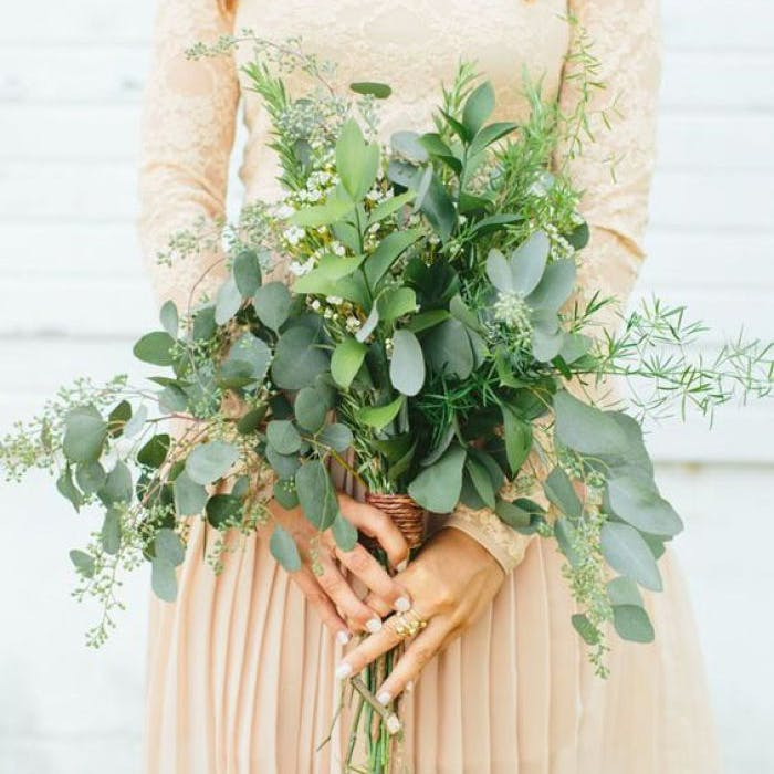 simple wedding bouquets pictures photo - 1