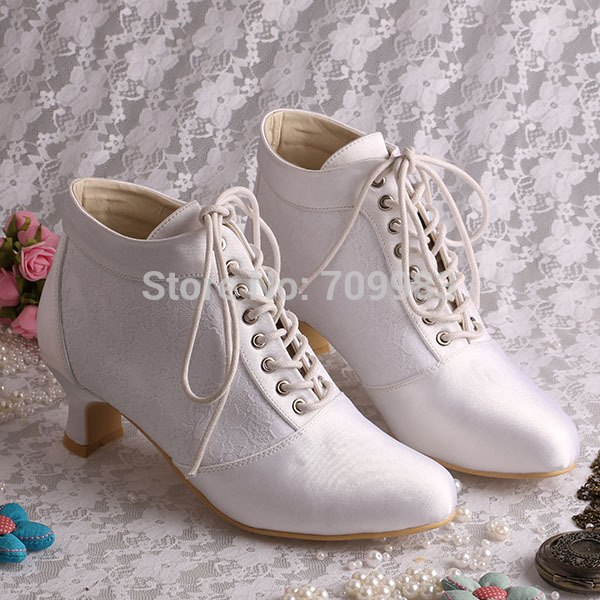 size 4 bridal shoes photo - 1