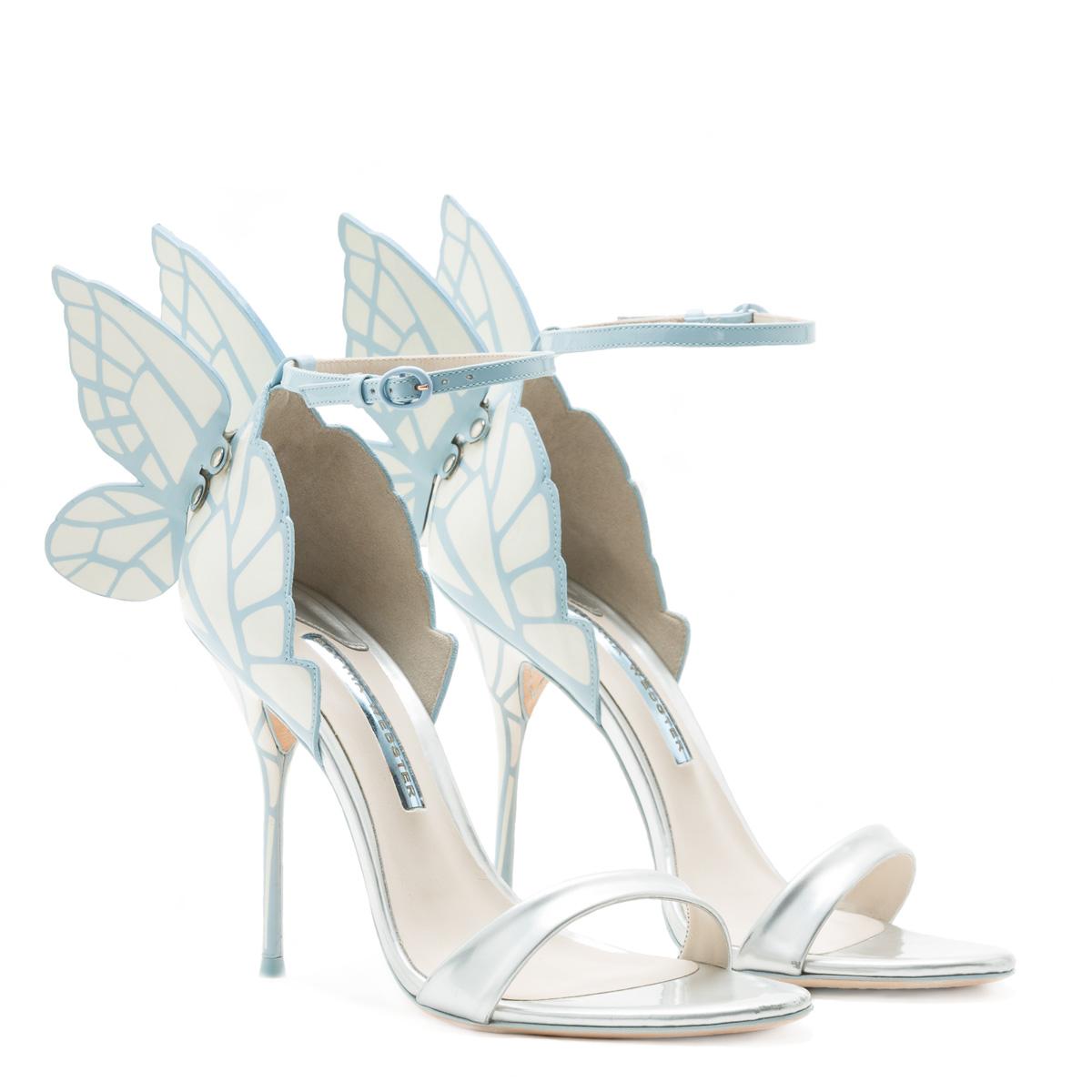 sophia webster bridal shoes photo - 1
