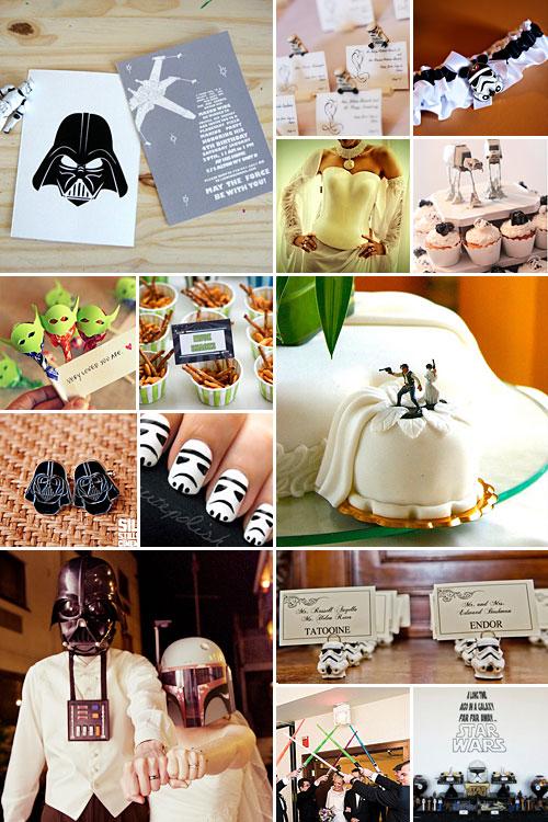 star wars wedding shoes photo - 1