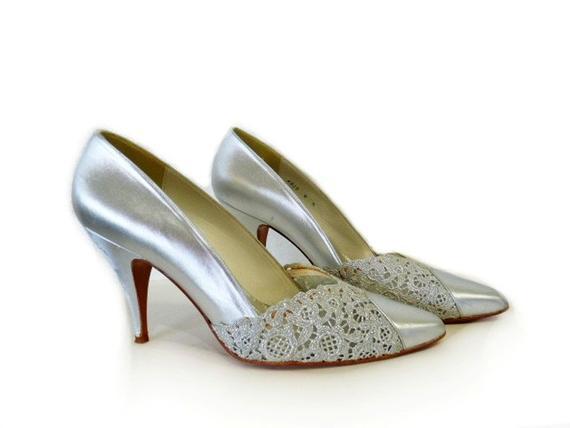 stuart weisman wedding shoes photo - 1