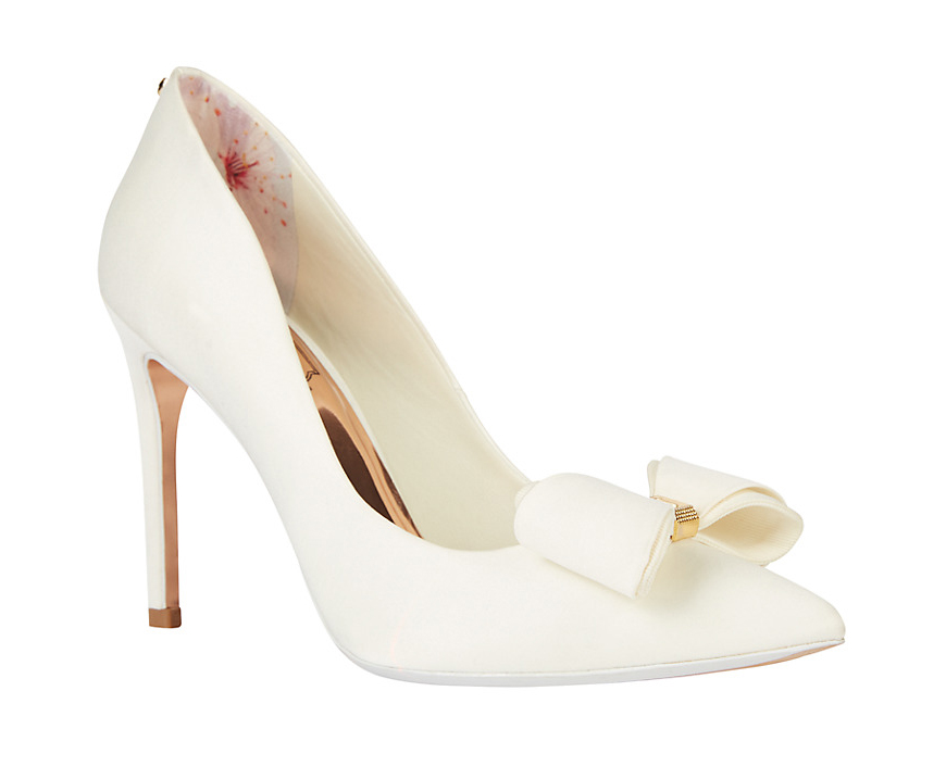 ted baker wedding shoes photo - 1