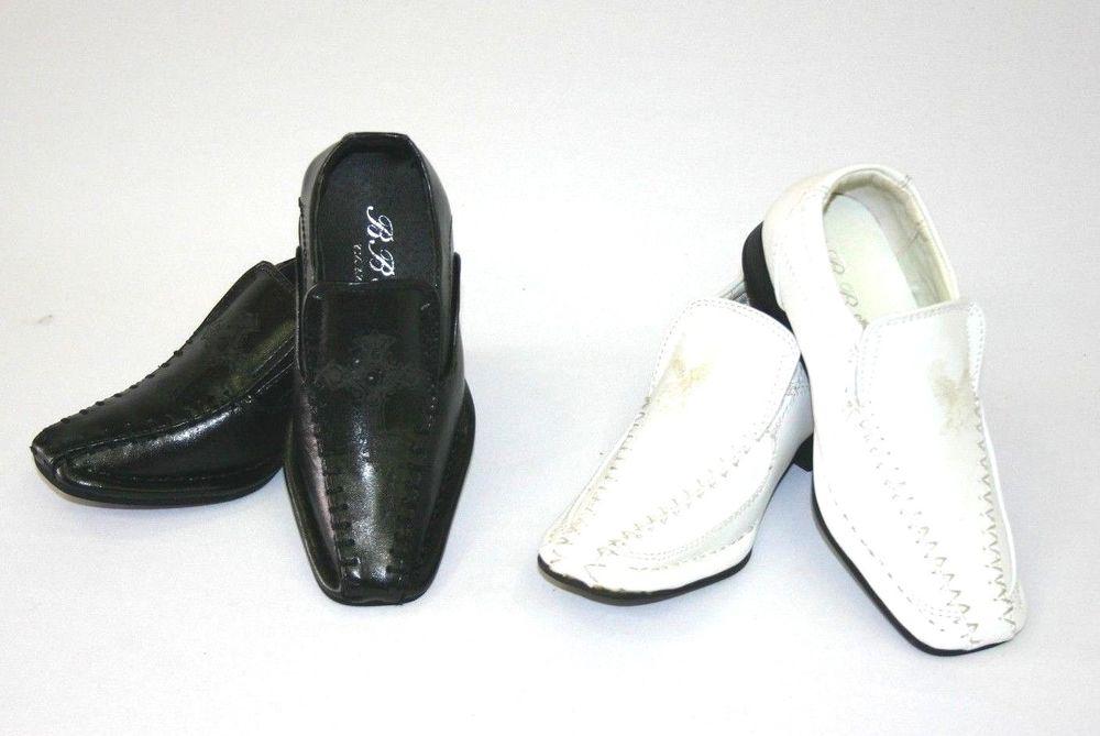 toddler boy wedding shoes photo - 1