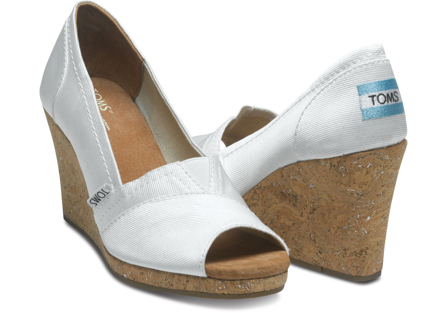 toms wedding shoes photo - 1