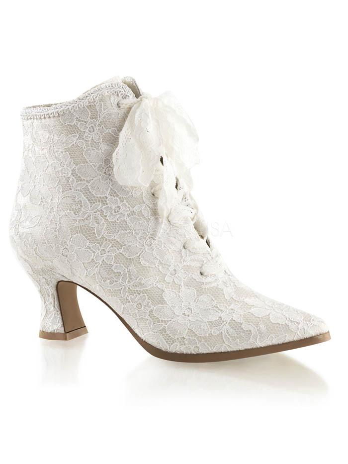 wedding bootie shoes photo - 1