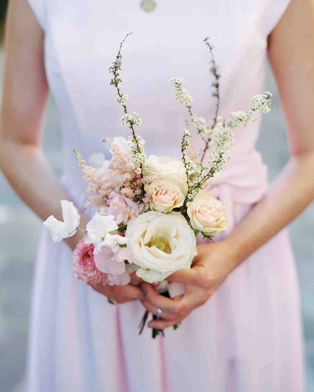 wedding bouquets bridesmaids photo - 1