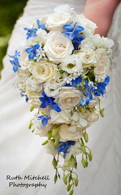 wedding bouquets hydrangea photo - 1