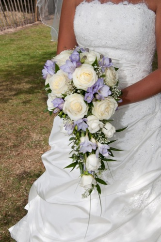 wedding bouquets lily photo - 1