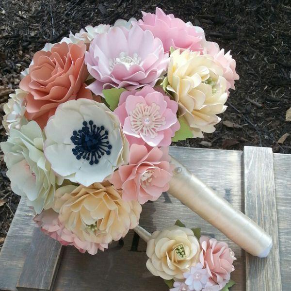 wedding flower alternatives photo - 1