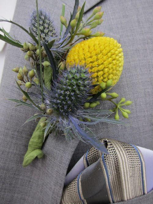 wedding flower ball photo - 1
