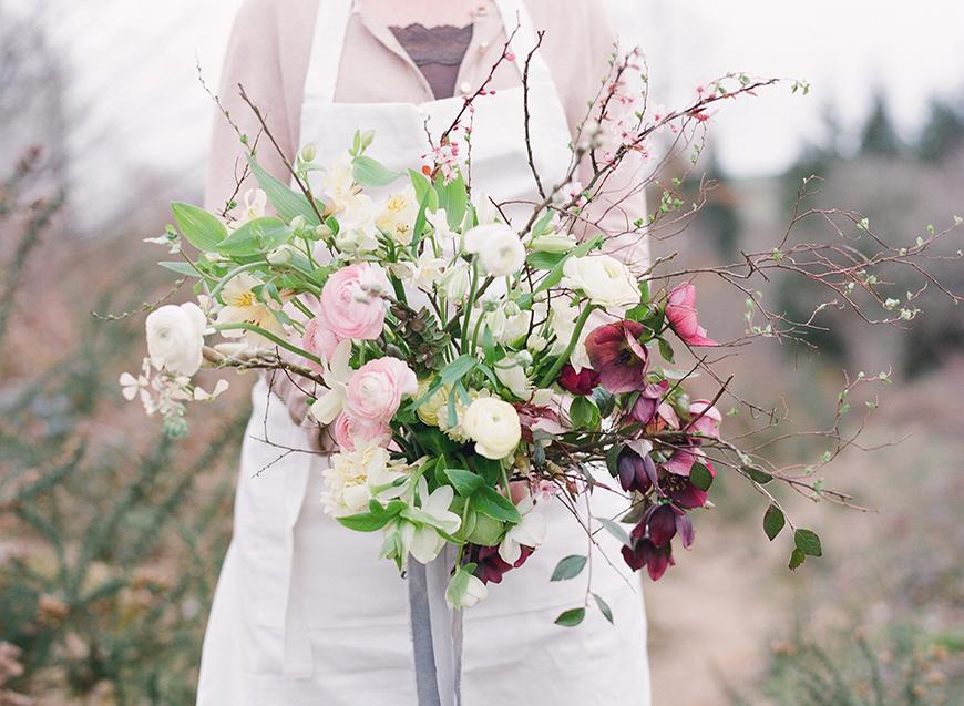 wedding flower by season photo - 1
