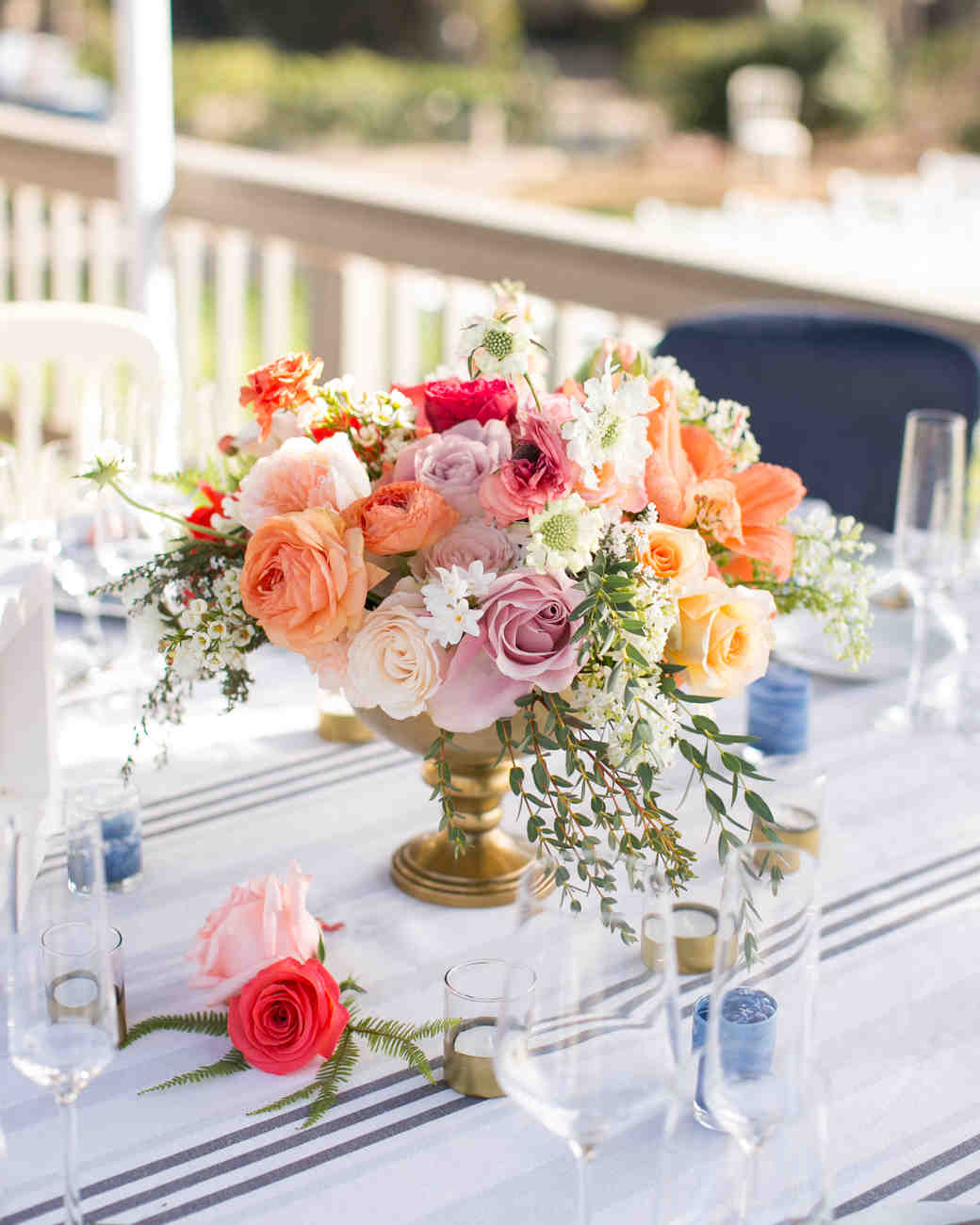 wedding flower centerpieces photo - 1