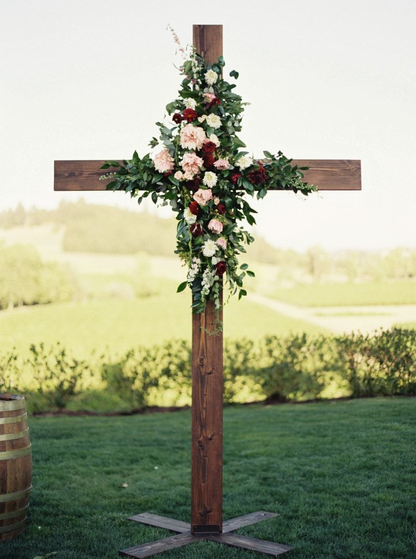 wedding flowers for church altars photo - 1