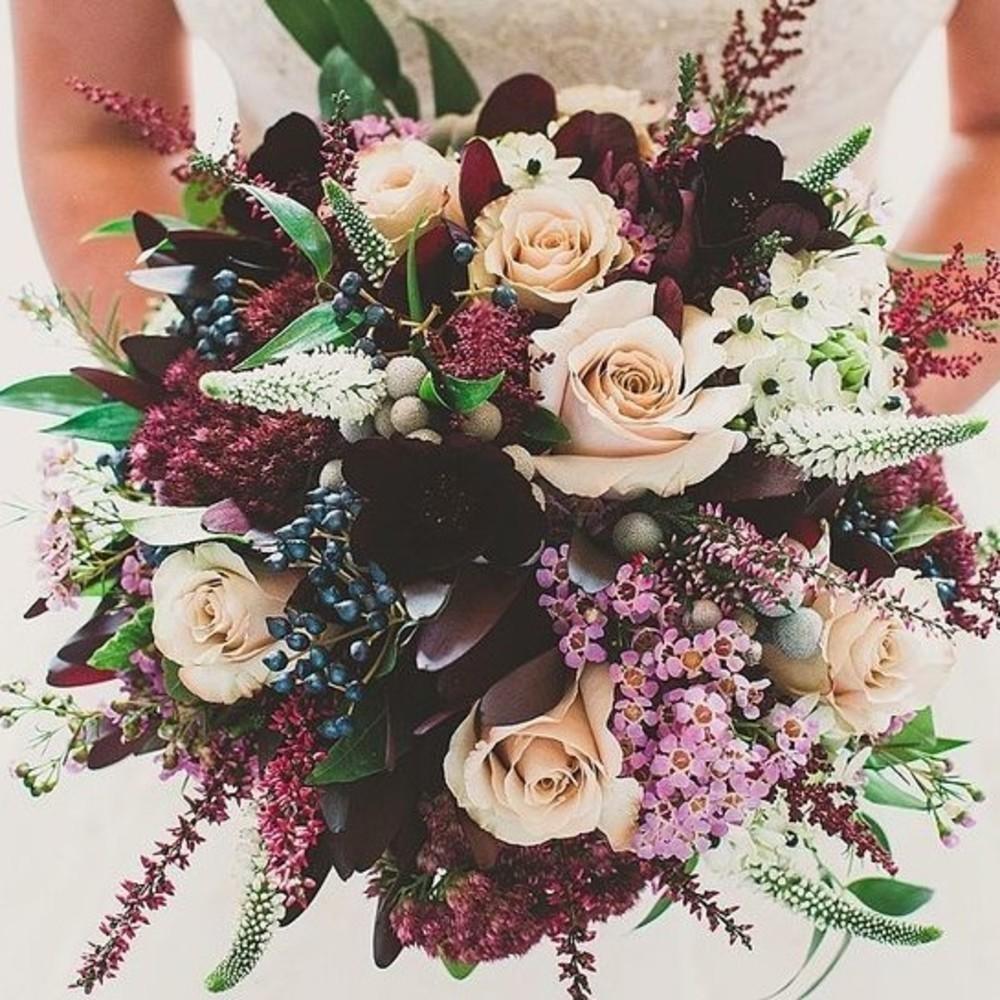 wedding flowers pinterest photo - 1