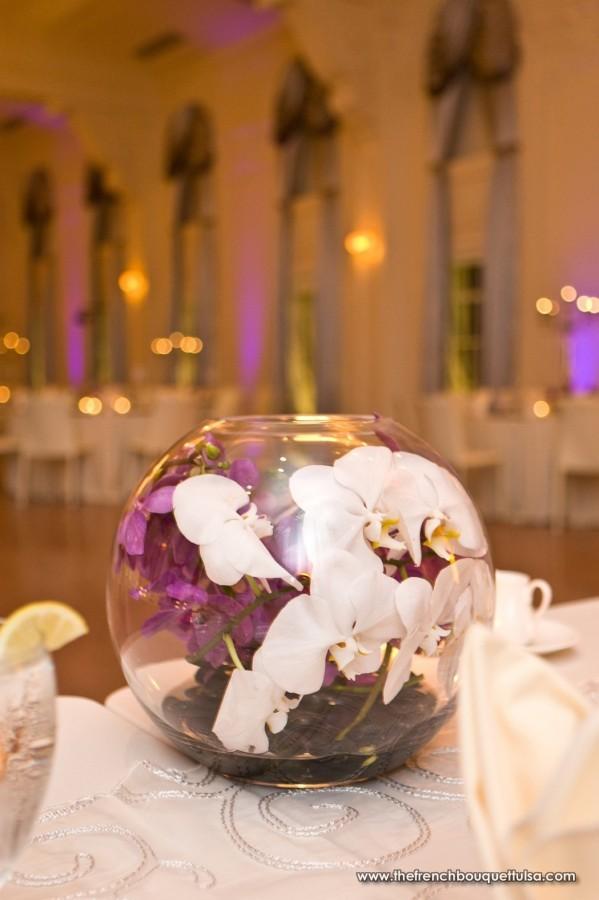 wedding orchids bouquets photo - 1