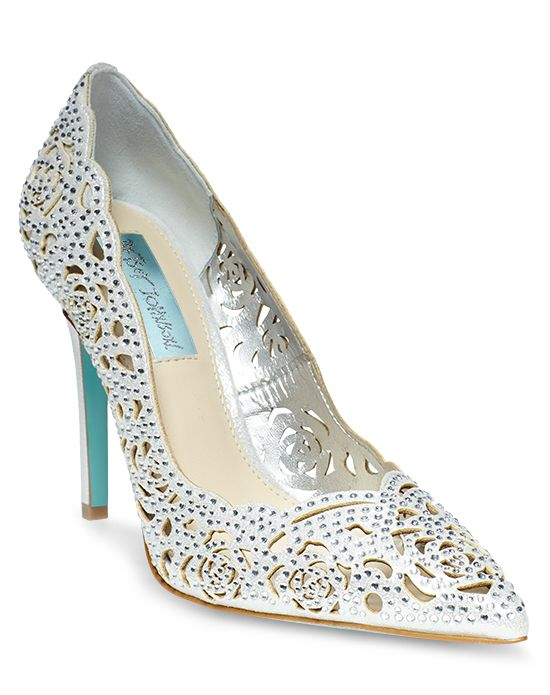 wedding shoes betsey johnson photo - 1