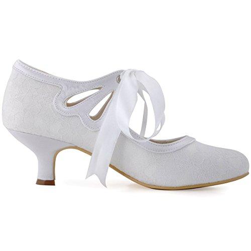 wedding shoes closed toe photo - 1