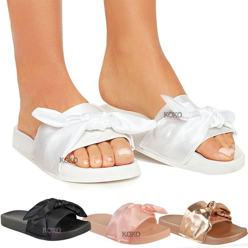 wedding shoes flats sandals photo - 1