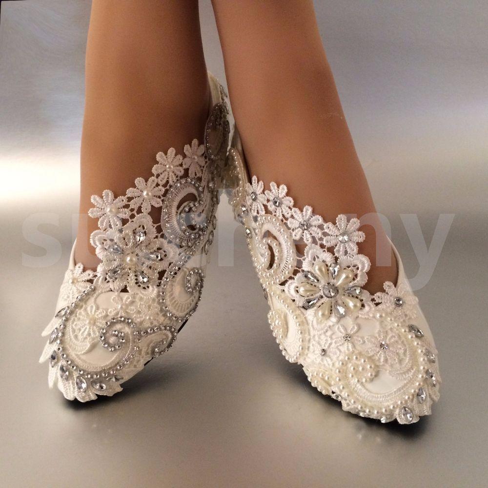 wedding shoes on ebay photo - 1