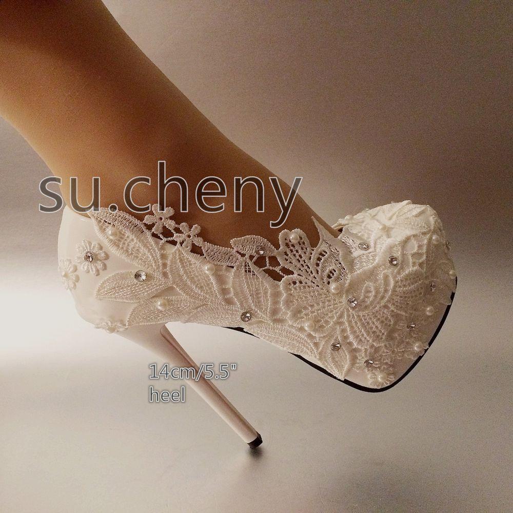 wedding shoes size 5.5 photo - 1