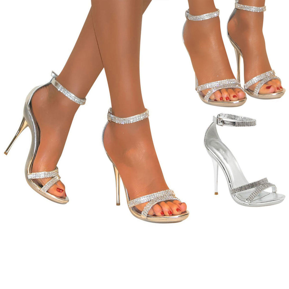wedding shoes with strap photo - 1