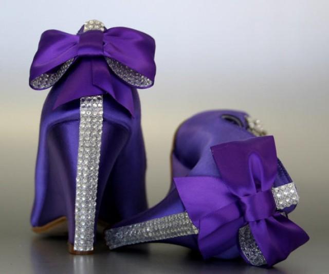 wedges shoes wedding photo - 1