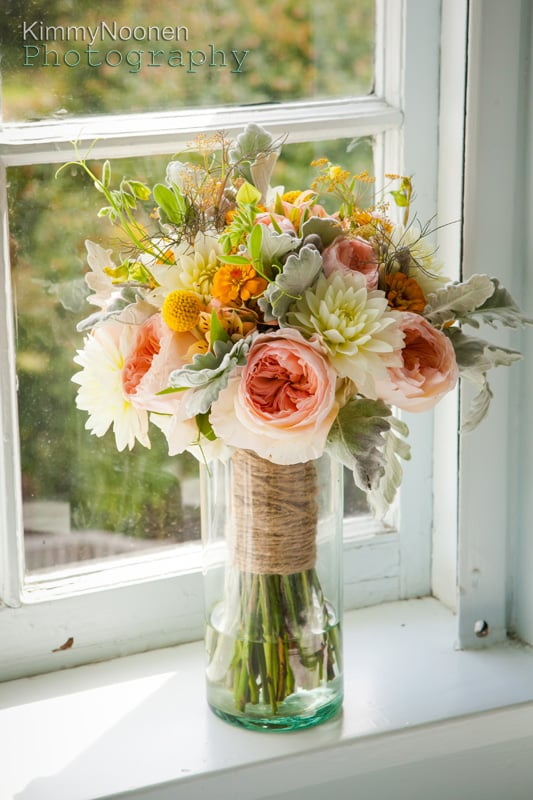 whole foods flowers wedding photo - 1