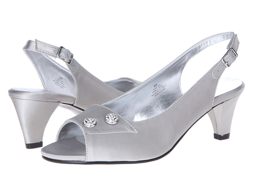 wide width wedding shoes photo - 1